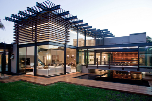 Vidro em projetos sustentáveis